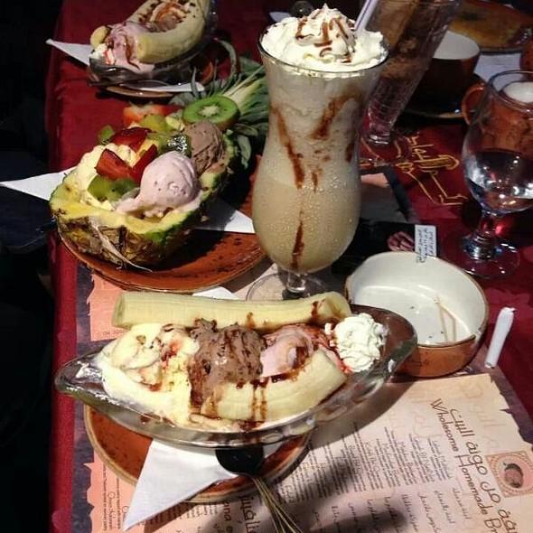 Reem al bawadi downtown branch icecream foodspotting for Al bawadi mediterranean cuisine