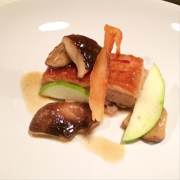 24 Hours Pork Belly @ Txokoa Gastrobar