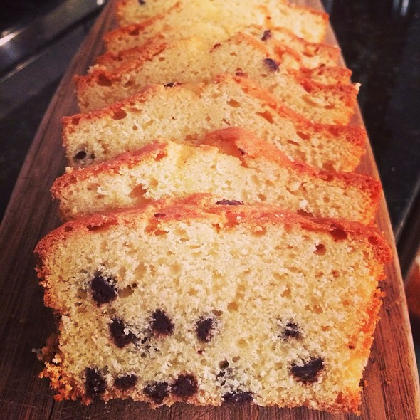 Chocolate Chip Pound Cake @ Whole Foods Market - Callowhill
