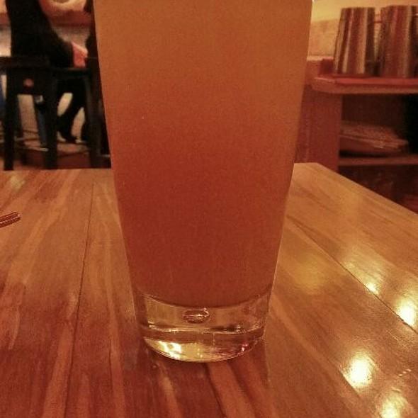 Mango Juice @ China Poblano