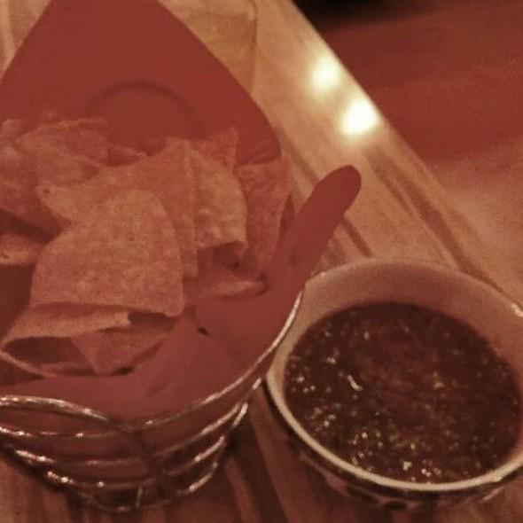 Chips and Salsa @ China Poblano