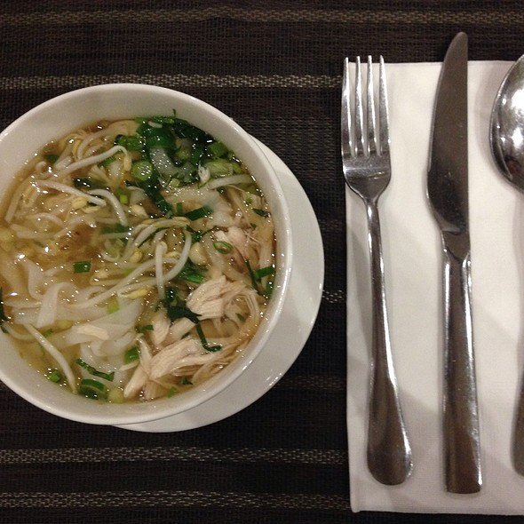 Pho Ga @ Bawai's Vietnamese Kitchen
