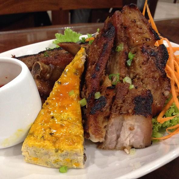 Com Suon Cha @ Bawai's Vietnamese Kitchen