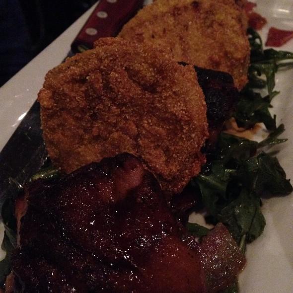 Braised Kurobuta Pork Belly Salad @ Liberty Kitchen & Oyster Bar