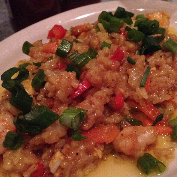 Special Fried Crab And Shrimp Rice @ Liberty Kitchen & Oyster Bar