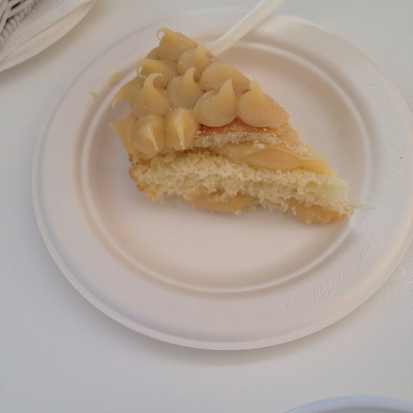 Bem Casado Cake