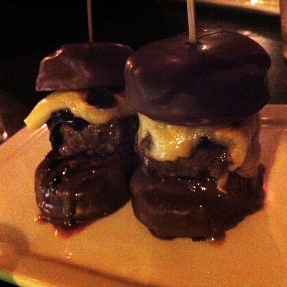 Tastykake Sliders @ Adsum Restaurant