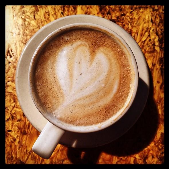 Cafe Latte @ Cafe Lift