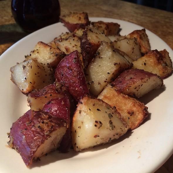 Breakfast Potatoes @ Cafe Lift