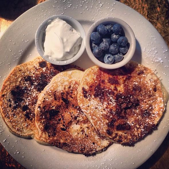 Chocolate Chip Pancakes @ Cafe Lift