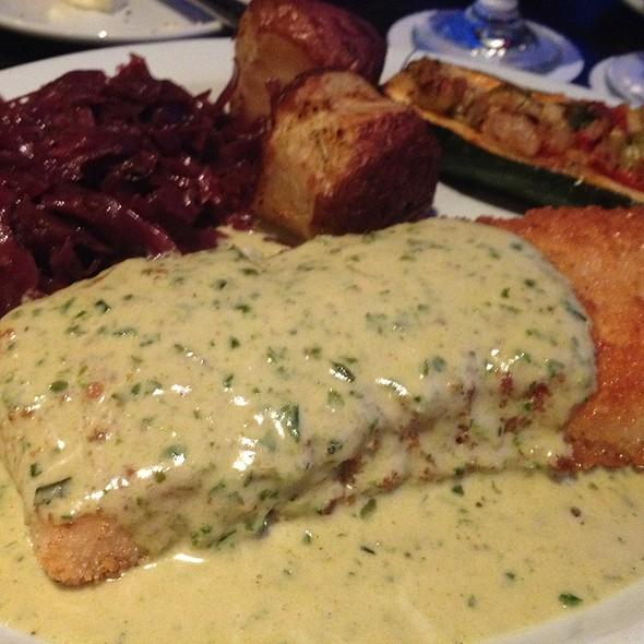 Salmon - Brave New Restaurant, Little Rock, AR
