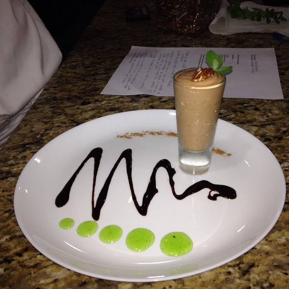 Mouse De Chocol @ O'sullivan Culinary