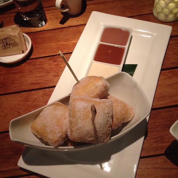 Donuts @ Morimoto Maui