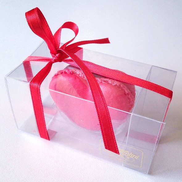 Valentine's Day Macaron