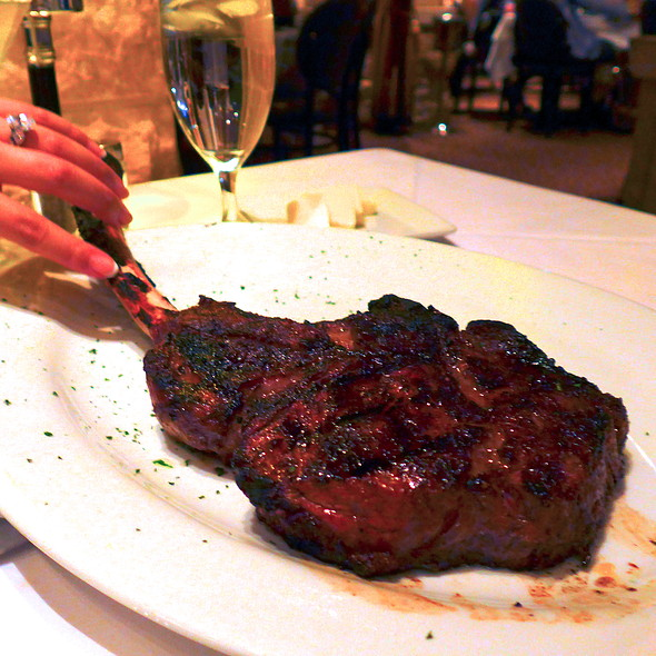 Tomahawk Steak - Mastro's Ocean Club - Scottsdale, Scottsdale, AZ