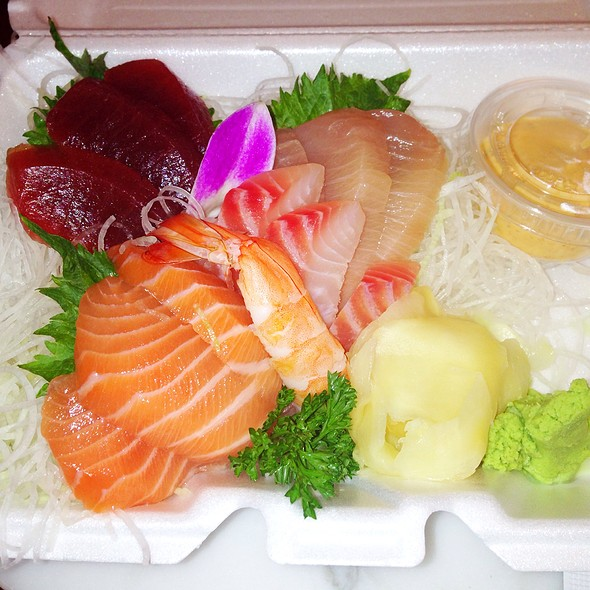 Sashimi - Kamehachi of Tokyo - Northbrook, Northbrook, IL
