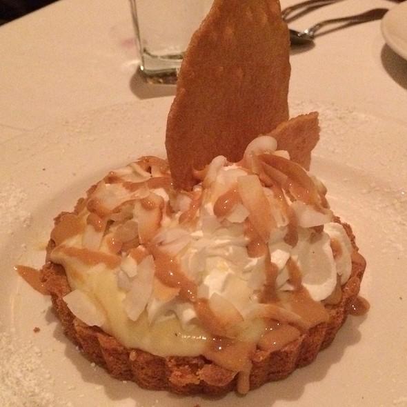 Coconut Cream Pie - The Capital Grille - Jacksonville, Jacksonville, FL