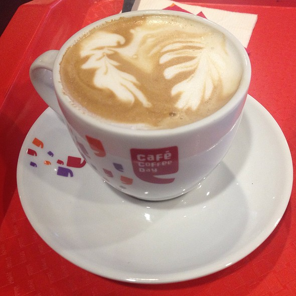 Cappuci @ Cafe Coffee Day, Madhapur