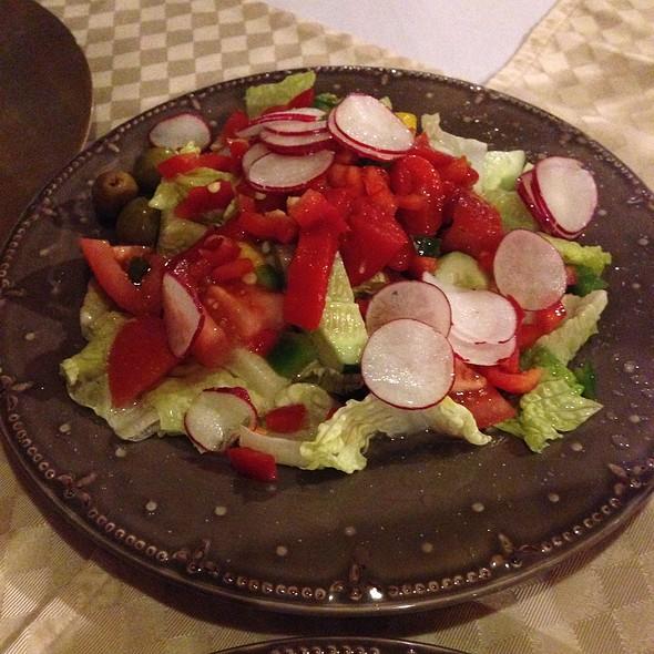 garden salad - Restaurant Sarajevo, Chicago, IL