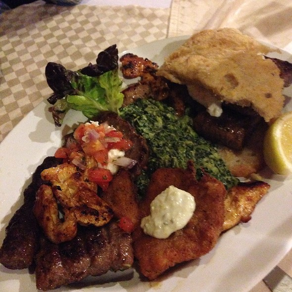 Bosnian Cevapcici And Mixed Grill - Restaurant Sarajevo, Chicago, IL