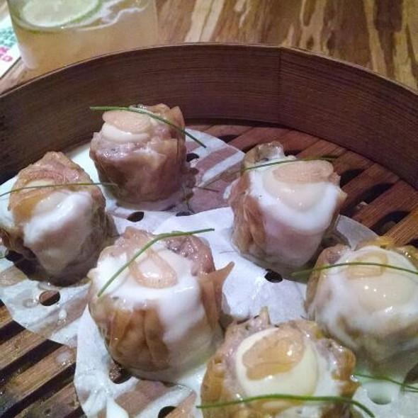 Quail Eggs Siu Mai @ China Poblano