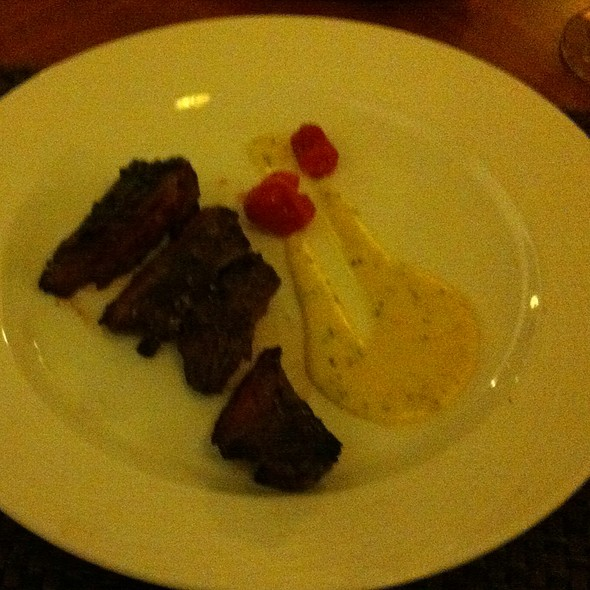 Wagyu Hanger Steak - The Circular at The Hotel Hershey, Hershey, PA