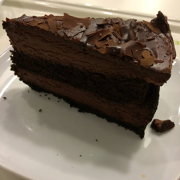Chocolate Overload Cake @ IKEA Atlanta, GA