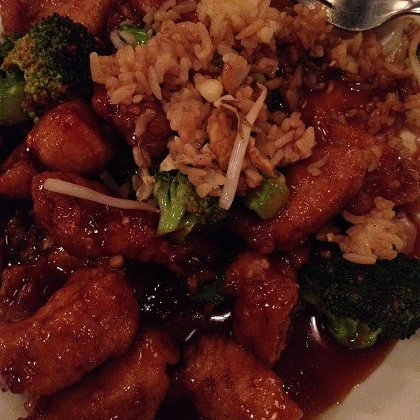 Jason's Spicy Chicken - J. Liu Restaurant & Bar of Dublin, Dublin, OH