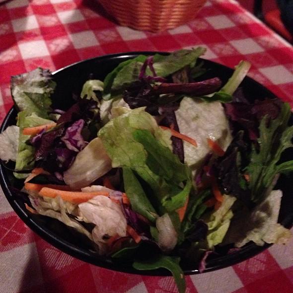 Hand Broken Salad