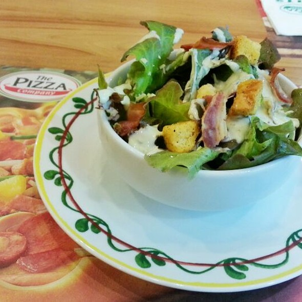 Ceasar Salad @ The Pizza Company