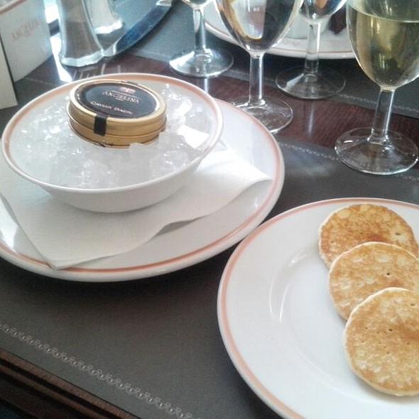 Caviar Impérial Baeri sélection Angelina