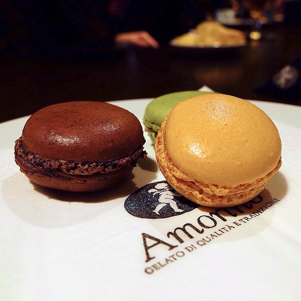 Ice Cream Macarons @ Gourmet Experience Gran Via