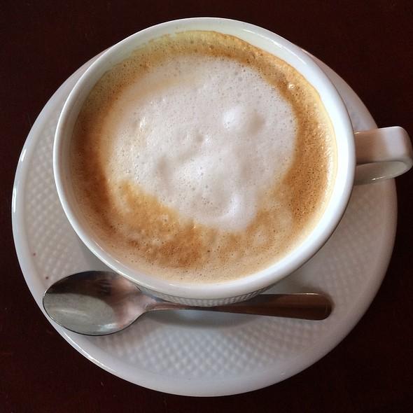 Cafe Latte @ Creperie Beau Monde