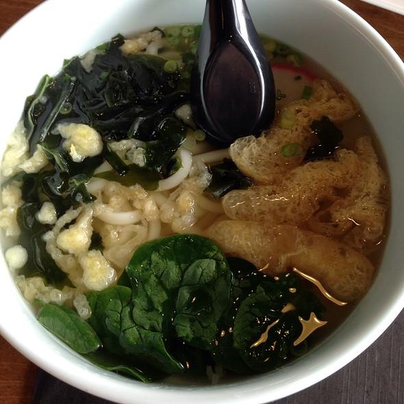 Tanaka Udon @ Soho Korean And Japanese Cuisine
