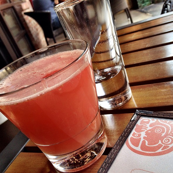 Grapefruit Jugo Y Patron @ Meso Maya