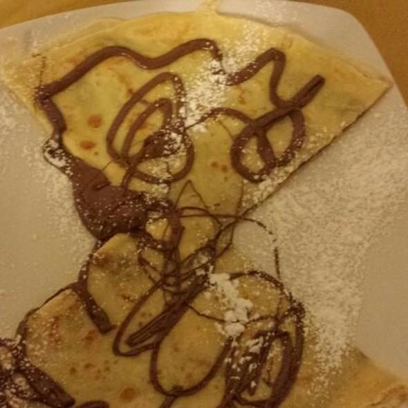 Crepe Alla Nutella @ La Creperie Di Sacchetti M. & C. S.N.C