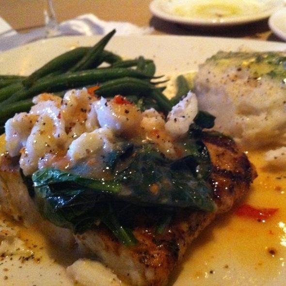 Mahi Mahi @ Bonefish Grill - Clearwater