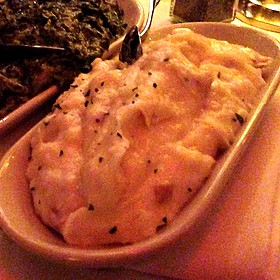 Sam's Mashed Potatoes  - The Capital Grille - NY – Time Life Building, New York, NY