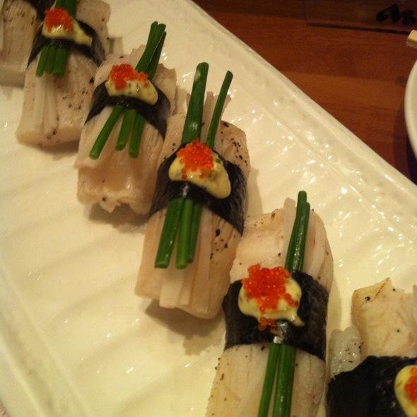 Escolar Special @ Pham Sushi