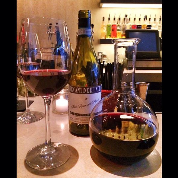 Italian Red Wine - Vernick Food & Drink, Philadelphia, PA