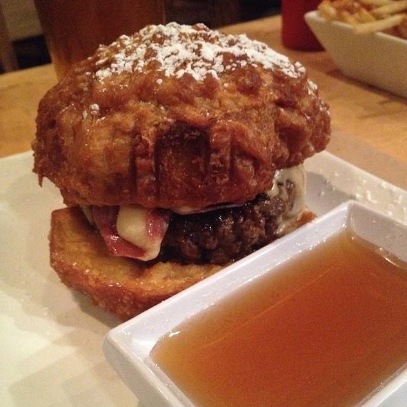 Monte Cristo @ Umami Burger Union