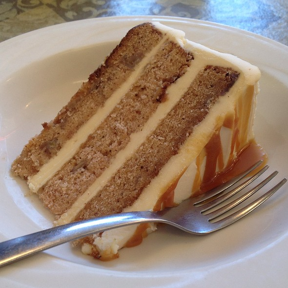 4 Layer Caramel Apple Spiced Cake