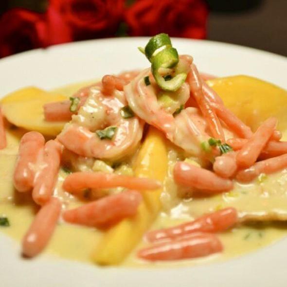 Chicken & Shrimp Mango La Crema - Roma Ristorante - Allentown, Allentown, PA