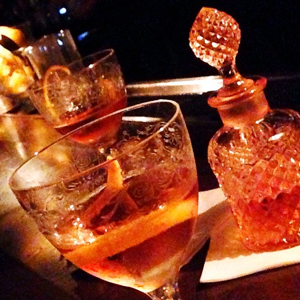 Bottled Cocktail For Two @ Rosewood Mansion on Turtle Creek