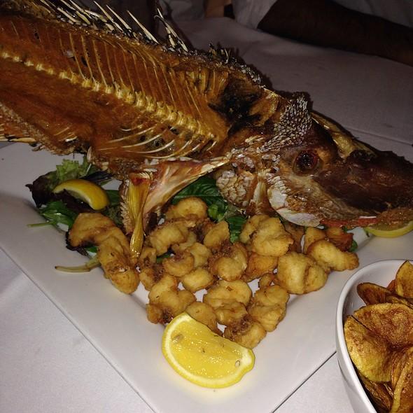 hogfish - Fifi's Seafood Restaurant, Miami Beach, FL
