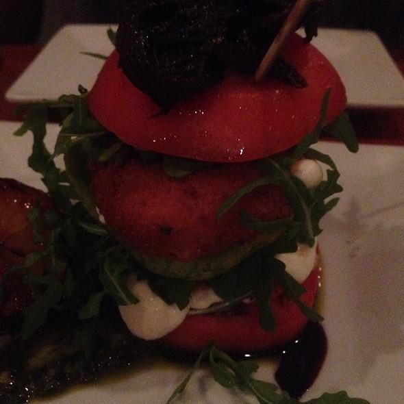 Tomato & Mozzarella Stack
