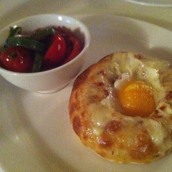 Georgian Breakfast @ Cafe Ansari