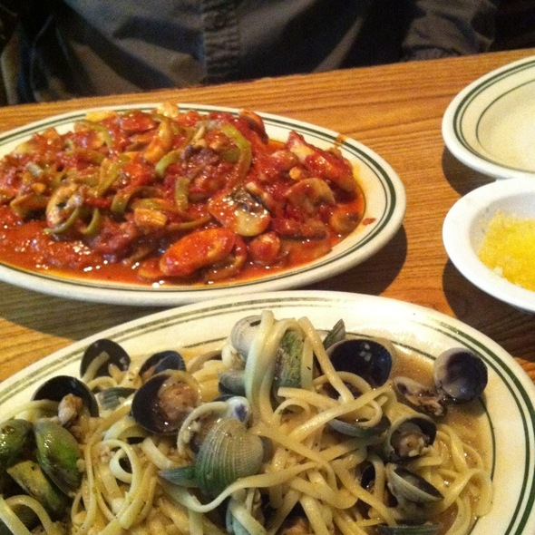Alejo S Presto Italian Restaurant Los Angeles