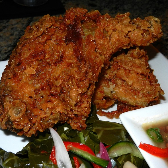 Fried Yardbird - Lucille's, Houston, TX