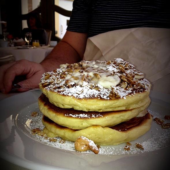 Banana Pancakes @ Tableau